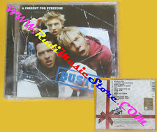 CD BUSTED A Present For Everyone 2003 Europe SIGILLATO no lp mc dvd (CS11)
