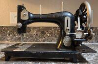 Wertheim Treadle Sewing Machine 988 H Frankfurt Germany Antique 1890s-1910 Used
