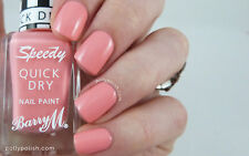 Barry M Speedy Paint Quick Dry Nail Polish in In a heart beat - 10ml