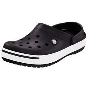 Crocs Crocband II Clog, Size 10 Men Black
