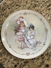 New Hamilton Collection Playing Bridesmaid Maud H. Bogart W Plate Number