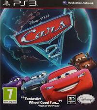 PS3 Disney Pixar Cars 2 (Sony PlayStation 3, 2011)