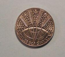 Poland 10 Zlotych 1971 World Coin FAO Wheat Polska Eagle Polish Proba