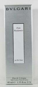 Bvlgari Eau Parfumee Au The Blanc 40Ml 1.35 Fl.Oz Eau De Cologne Spray New Boxed