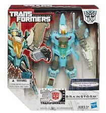 New Hasbro Transformers Generations Voyager Brainstorm 30th Anniversary Figure