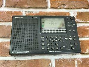Radio Shack DX-398 Short Wave Radio FM Stereo