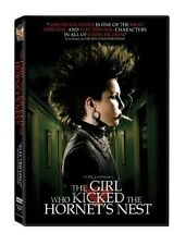 Girl Who Kicked the Hornet's Nest (2011, DVD NIEUW) WS/SWE LNG/ENG SUB