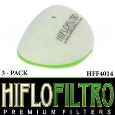 Yamaha WR450F (03-16) Hiflofiltro Doble Etapa Filtro de aire (HFF4014)