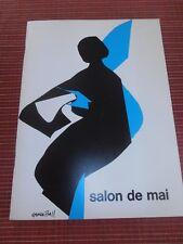 SALON DE MAI YVON 1982 (ref 58 )