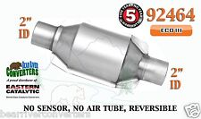 "92464 Eastern Universal Catalytic Converter ECO III Catalyst 2"" Pipe 8"" Body"