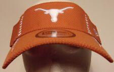 designer fashion d7d54 a295b New Era University of Texas Longhorns Visor Cap Hat men adjustable burnt  orange