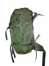 KARRIMOR CONDOR 80-130 OLIVE GREEN RUCKSACK BERGEN - KS100E SA BACK  - USED