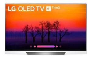 LG OLED65E8PUA _217 65-Inch 4K Ultra HD Smart OLED TV