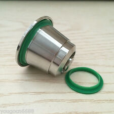 Stainless Steel Nespresso Capsule Refillable replacement