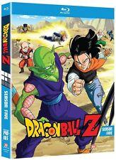 DRAGON BALL Z - COMPLETE SEASON 5 -  Blu Ray - Sealed Region free