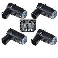 Fits FORD F150 V6 V8 2009-2014 4pcs PDC Parking Sensor Sensors 9L3Z15K859D
