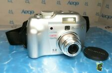 Olympus CAMEDIA C-5000 Zoom 5.0MP HD Digital Camera 3x Optical - Silver