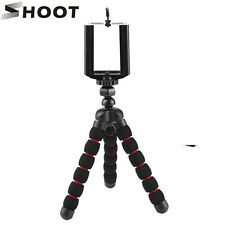 Octopus Tripod Stand Gorilla Pod Holder for GoPro Hero 7 6 5 Sports Camera DSLRs