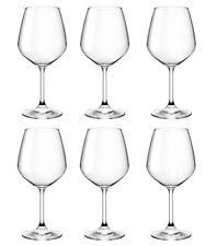 6 Bicchieri BORMIOLI ROCCO DIVINO Calice Vino Rosso 53cl in vetro MADE IN ITALY