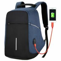 "Sac À Dos anti vol USB nomad backpack 15.6""sac à dos pour ordinateur portable"