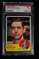 1963 Topps - Johnny Klippstein - #571 - PSA 9 - MINT