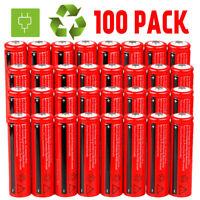 18650 3.7V 3000mAh BRC Li-ion Rechargeable Battery For Flashlight Torch lot USA