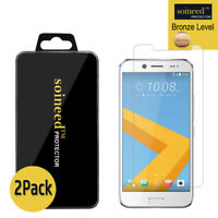 """2-Pack Soineed Tempered Glass Screen Protector For HTC Bolt / HTC EVO 10 (5.5"""")"""