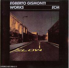Egberto Gismonti-Works Jan Garbarek Collin Walcott Charlie Haden Senise ECM