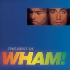 The Best of Wham CD Album If You Were There - Orig 1997 14 Trax Good Cond