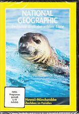 National Geopraphic - Die Hawaii-Mönchsrobbe -  DVD -NEU/OVP