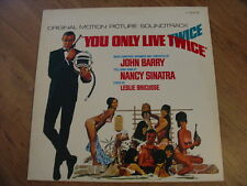 Vinyl12inch Nancy Sinatra You Only Live Twice German Press 1968 Musterpress