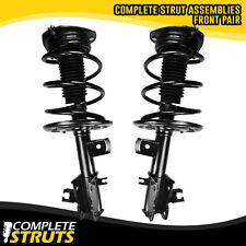 Front Complete Struts & Springs w/ Mounts Pair For 07-11 Nissan Altima Hybrid x2