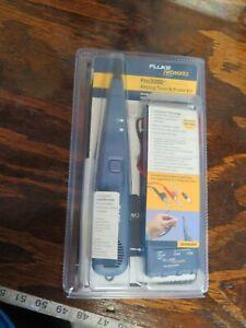 Fluke Networks 26000900 Pro 3000 Analog Tone And Probe Kit NEW