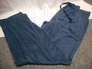 JOE BOXER  MEN'S LOUNGING SLEEP PANTS SMALL DARK BLUE NWOT