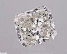 Radiant Cut Diamond Loose Real 100% Natural IGI Cert 1.01 Carat L VS1 Amazing !!