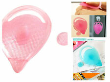 New And Hot Sell Silicone Brush Blackhead Remover Facial Cleaning Pad UK Seller