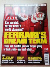 F1 Racing Magazine abril de 2009