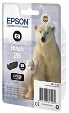 Epson Ours Polaire 26 (Rendement 200 Pages) Cartouche D'Encre Claria Premium
