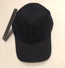 a56c6a3f2d859 unisex stone island Baseball Cap black Classic.free postage.on sale.price  drops