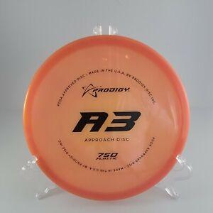 PRODIGY 750 A3 174g | Disc Golf Disc | Approach Disc
