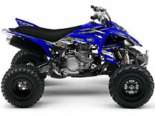 RAPTOR 350 RAPTOR350 YAMAHA GRAPHICS KIT DECO STICKERS ATV QUAD 4 WHEELER FOUR