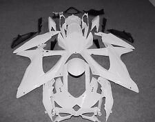 Unpainted ABS Injection Bodywork Fairing Kit for SUZUKI GSXR600/750 2008-2010