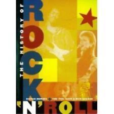 The History of Rock n Roll: Guitar Heroe DVD