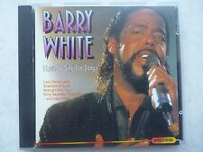 """Audio CD """"Barry White"""" I Love To Sing the Songs"""""""