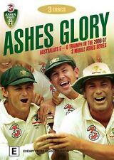 Ashes Glory - Australia's 5-0 Triumph In The 2006-07 (DVD, 3-Disc Set) Region 4