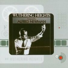 Est/BANDE ORIGINALE-wuthering Heights Alfred Newman CD neuf emballage d'origine