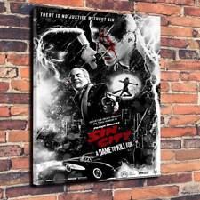 "Sin City - Movie Printed Box Canvas A1.30""x20""Deep 30mm Frame Jessica Alba"