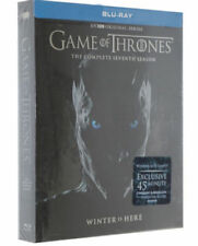 Game of Thrones Season 7, (Blu-ray Disc, 2017 4-Disc Set) Free Fast Shipping NEW