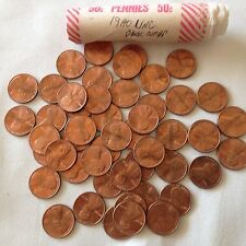 1980-P 'Original Bank Wrapped' Uncirculated Lincoln Cent Roll