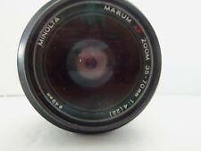 Minolta Maxxum Macro AF Zoom Lens 35-70mm 1:4 (22) - Made in Japan